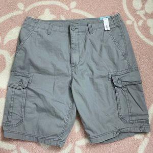 Men's Old Navy Grey Cargo Shorts